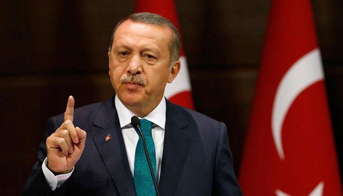 ہمارا مقصد ترکی کو چوتھے صنعتی انقلاب کا مرکز بنانا ہے:اردوگان