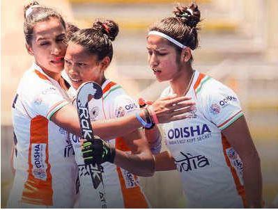 ہندوستانی خاتون ہاکی ٹیم نیوزی لینڈ سے 1-2 سے ہاری