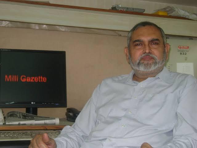 ڈاکٹرظفرالاسلام خان کو راحت،گرفتاری پر 22 جون تک کی روک
