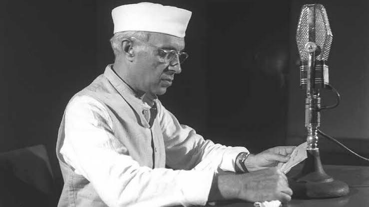 جواہر لعل نہرو کی نظر میں آر یائی کون تھے؟