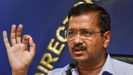 دہلی میں کورونابے قابو،کجریوال نے کل جماعتی میٹنگ طلب کی