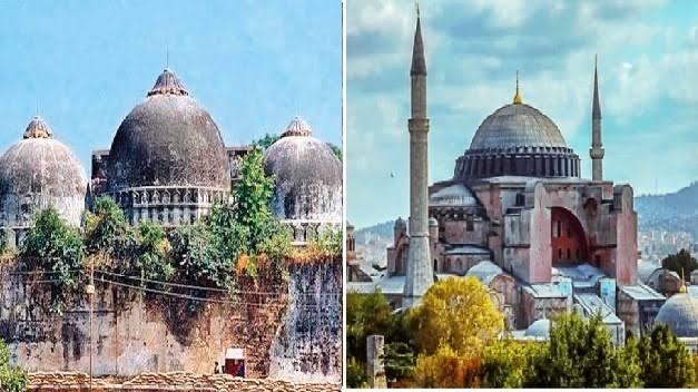 آیا صوفیہ بنام بابری مسجد – افتخار گیلانی