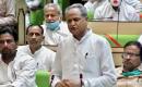 راجستھان:وزیر اعلیٰ اشوک گہلوت نے ایوان میں اکثریت ثابت کردی