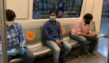 دہلی میٹرو میں کل سے کرسکیں گے سفر، رکھنا ہوگا کچھ چیزوں کا خیال
