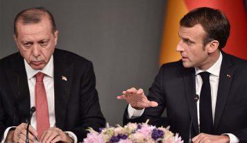 رجب طیب اردوغان نے کہا:فرانسیسی صدر کو دماغی علاج کی ضرورت، فرانس نے طیش میں ترکی سے اپنا سفیر واپس بلالیا