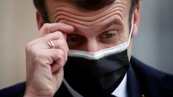 فرانسیسی صدر ماکرون کرونا کی گرفت میں ، ملاقات کرنے والے کئی رہنما قرنطینہ ہوگئے