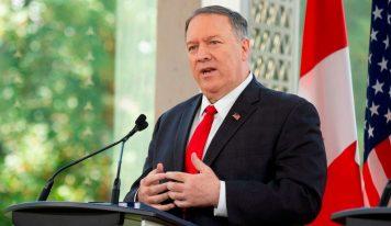 چین:سابق وزیر خارجہ پومپیو سمیت 28 امریکی عہدیداروں پر پابندیاں عائد