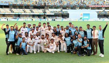 ہندوستان کی جیت سے ٹیسٹ چمپئن شپ ٹیبل میں بڑی تبدیلی