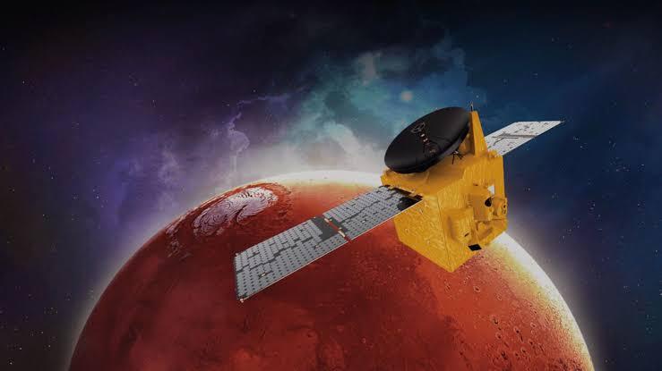 ناسا نے متنبی کے مشہور شعر کے ذریعے امارات کو کامیاب مریخ مشن پر مبارکباددی