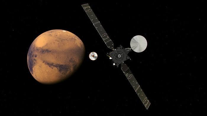 متحدہ عرب امارات کا خلائی مشن مریخ پہنچ گیا