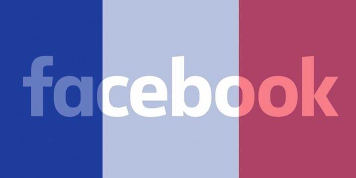 فرانس میں فیس بک پر مقدمہ