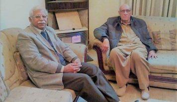 شہر کا آخری عام آدمی( رشید امجد کے لیے ) ـ نصیر احمد ناصر