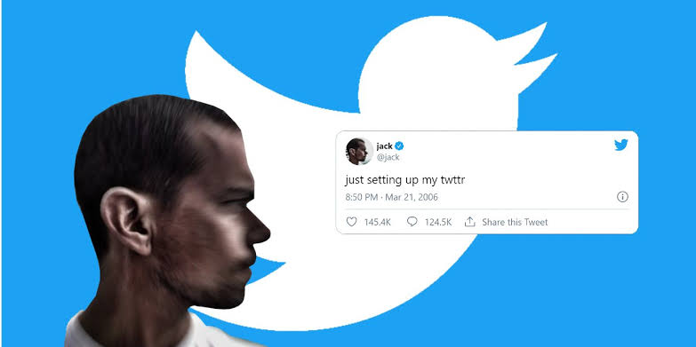 پہلی ٹوئٹ کی نیلامی، ٹوئٹر کے بانی کو 20 لاکھ ڈالرز کی آفر