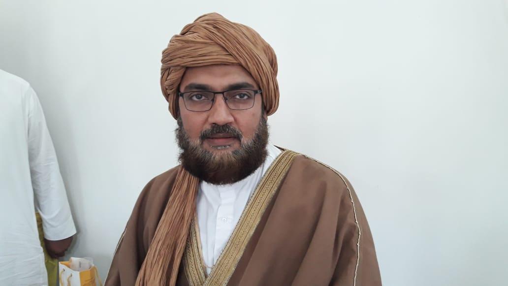 قاری معین الدین گیاویؒ بزرگوں کے حقیقی وارث اور امین تھے:مولانااحمدولی فیصل رحمانی