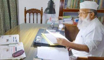مولانا سید محمد حمزہ حسنی ندوی کی وفات پر مفتی محمد ثناء الہدی قاسمی کی تعزیت