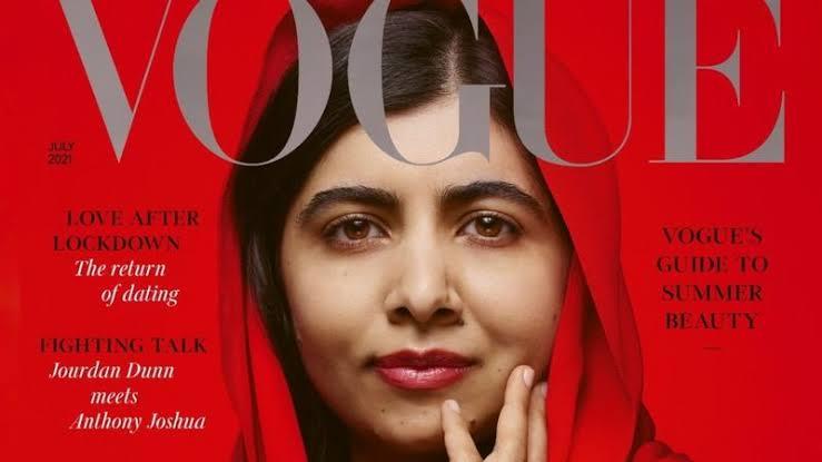 """ملالہ یوسف زئی کا"""" ووگ"""" کو انٹرویو:ہنگامہ ہے کیوں برپا؟ ـ عامر خاکوانی"""
