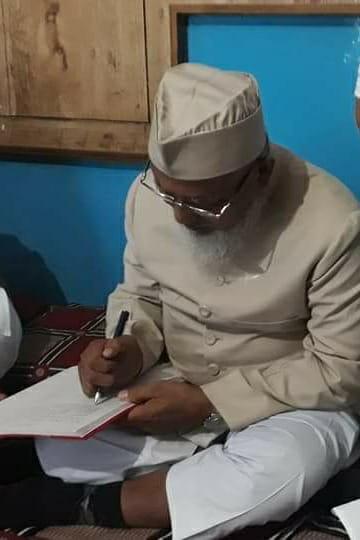 حضرت الاستاذ مولانا نورعالم خلیل الامینی:نقوشِ تاباں(3)-دبیر احمد قاسمی