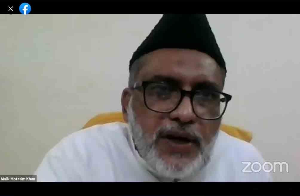 جماعت اسلامی ہند مشرقی یوپی کے تحت 'فلسطین کے ساتھ یکجہتی' کے موضوع پر ویبینار