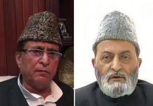 مسلم پرسنل لاء بورڈکے سکریٹری ظفریاب جیلانی اسپتال سے فارغ، اعظم خان آئی سی یو سے وارڈ میں منتقل ،دونوں کی کوویڈرپورٹ نگیٹیو