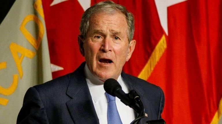 افغانستان سے انخلا کے سنگین نتائج ہو سکتے ہیں: سابق صدر بش