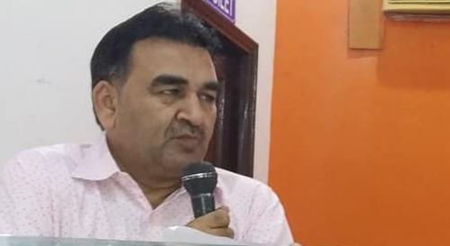 پروفیسر اسلم جمشید پوری :شخصیت ایک،رنگ انیک-راحت علی صدیقی