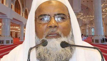 شاخِ زیتون پر کلہاڑا نہ چلائیں،مولانا خالد سیف اللہ رحمانی صاحب ہمارے سروں کے تاج ہیں-سید فضیل احمد ناصری
