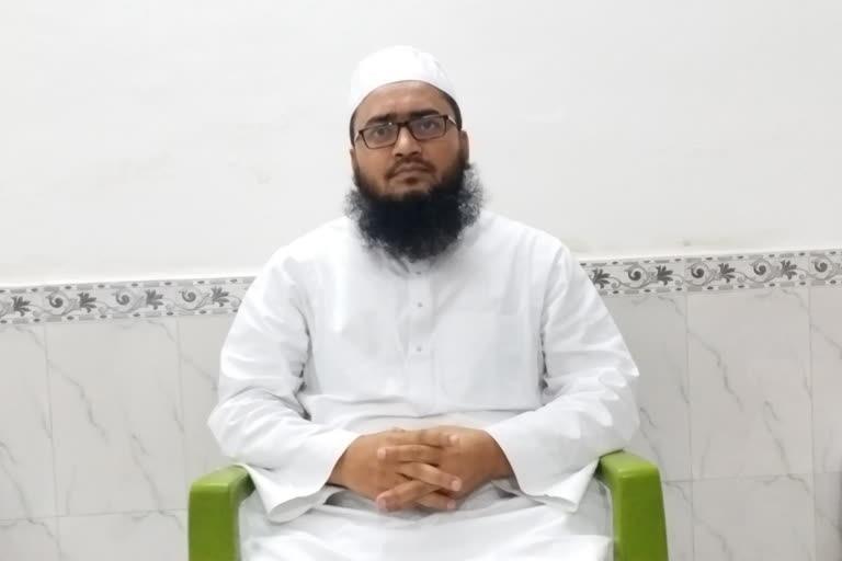 اظہار عالم ایک ایماندار افسر اور ملت کا درد رکھنے والے انسان تھے : مولانا شمشاد رحمانی