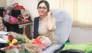 دہلی خواتین کمیشن کی چیئر پرسن سواتی مالیوال کی مدتِ کار میں توسیع