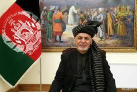 قیامِ امن کیلئے اشرف غنی کا عہدہ چھوڑنا ضروری: طالبان