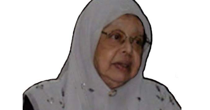 عظیم داعیہ ڈاکٹر ہاجہ مہرون سراج کی رحلت ـ مجتبی فاروق