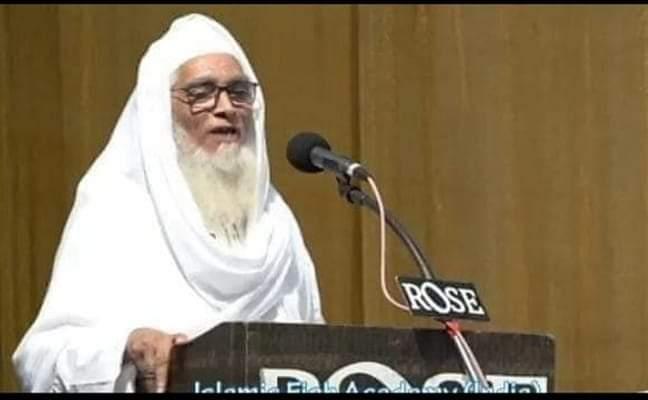 حضرت مولانا عبد الخالق سنبھلیؒ:بجھ گئے کتنے شبستانِ محبّت کے چراغ- خورشید عالم داؤد قاسمی