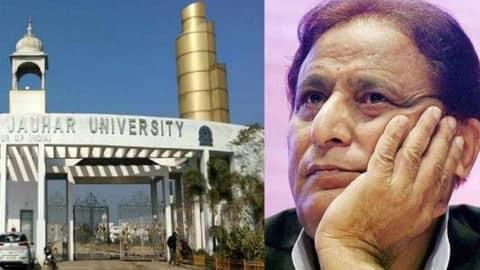 محمد علی جوہر یونیورسٹی کے لیے قانون سازی کی تاریخ، اعظم خان کی سیاست اور مسلمان ـ پروفیسر محمد سجاد و محمد ذیشان احمد