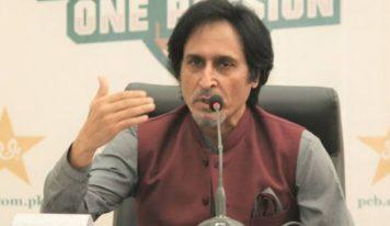 پاکستان کرکٹ بی سی سی آئی کی مدد سے چل رہا ہے: رمیز راجہ